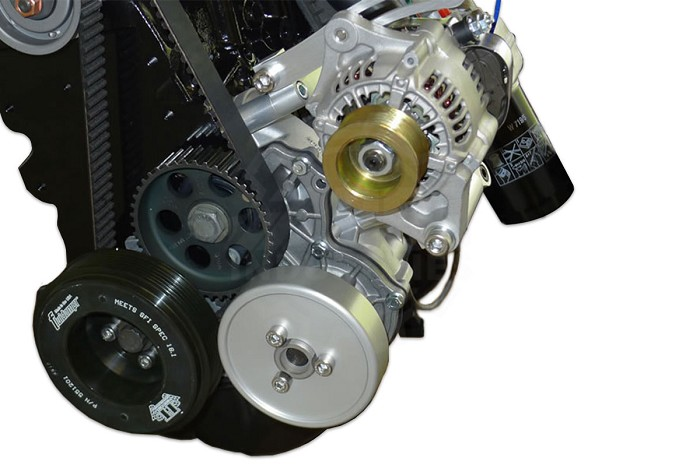 VW827 Racing Alternator kit