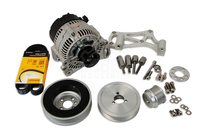 """ABF"" Style Adjustable Alternator Kit"