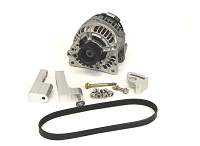 06A 1.8T Non A/C or P/S Alternator bracket kit